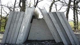 mur agricole préfabriqué